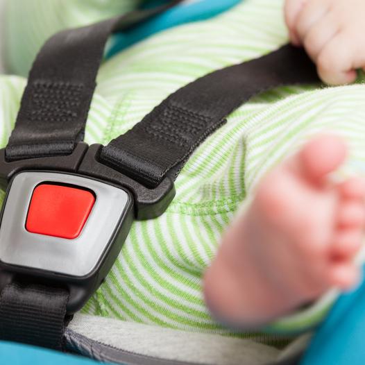 Barnvagn säkerhet